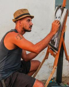 creative - street portrait - Douglas Young - 25